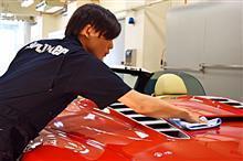 [SurLuster Lab]車種ごとにおすすめの洗車―メルセデスベンツC200ステーションワゴンー
