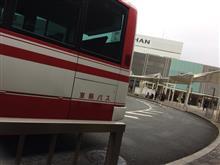 バスは怖い