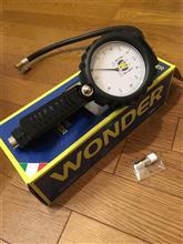 WONDER タイヤゲージ