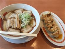 昼はラーメンを食べました(≧∇≦)