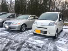 【ハンコックモニターレポート】〜はじめての雪道〜