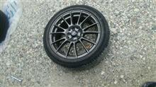 タイヤが死にそう