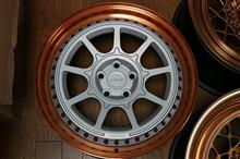 Neutrale Wheels TS9 [車道楽&みんカラステッカープレゼント]