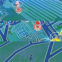 ポケモンGOの地図が変わりました