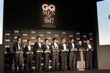 佐藤琢磨選手に会いたい!GQ MEN OF THE YEAR 2017授賞式に潜入してきました。