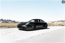 [車道楽日替セール] Porsche 991 CarreraS用 Zito Wheels 日本初上陸キャンペーン