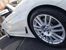 BMW:現行5シリーズ(G31)にスタッドレスSETをお取り付け! FIT都筑店です(*'▽')