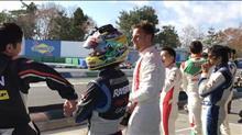 Honda Racing THANKS DAY 1st:カート編
