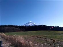 冬の富士山裾野ドライブ | 25370km