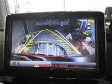 ゲレンデG350 8インチモニター取付!