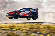 WRC、TCRに続いてWorldRXにも!?