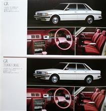 X70型マークⅡセダン+ディーゼルターボ+ワインレッド内装+5速MTの組み合わせを何故か思いだしましたw