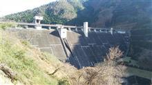 桐生川ダムだよ♪