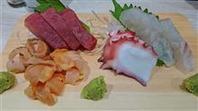 八丁堀でお寿司を立ち食い