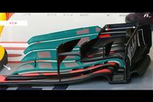 F1 2018 F1アブダビGP技術解説(2):レッドブルがライバルに追随する形で新型フロントウィングをテスト