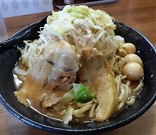 今年最後!?のガッツリ拉麺
