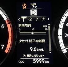 5999キロ達成♪