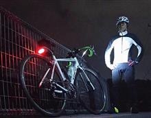 【自転車】夜峰山