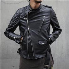 leather jacket。