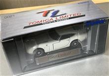 トミカリミテッドのトヨタ2000GTです♪