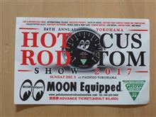 26th Annual YOKOHAMA HOT ROD CUSTOM SHOW 見学