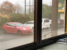 雨の日も車に乗ろう!