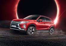 Der neue Mitsubishi Eclipse Cross TV-CM : MMD Automobile GmbH ・・・・