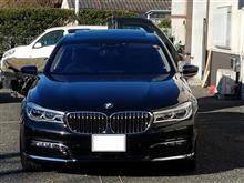 BMW 760Li、740Liの比較