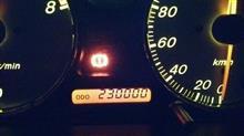 230,000km到達!!