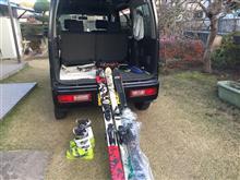 スキーシーズン始まり