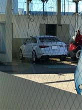 洗車2回目