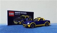 ABARTH 124 spider トミカ