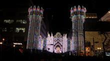 ルミナリエに行ってきました。
