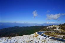 富士山を見に真冬のオープンドライブ