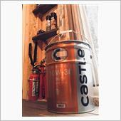買ってみました。ペール缶