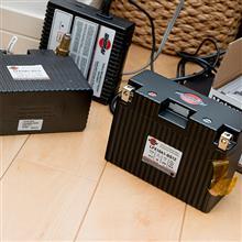 【ビート】バッテリー交換 SHORAI LFX18A1-BS12