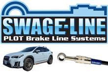 【新製品情報】スバルVX(GT7/GT3)用のSWAGE-LINEブレーキホースキット!