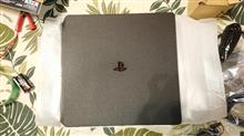 PS4買いました!