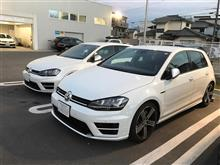 VWの塗装…