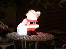 クリスマスイルミネーションを設置しました