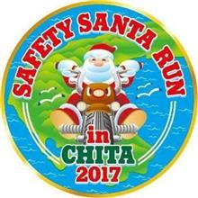 SAFETY SANTA RUN in CHITA 2017