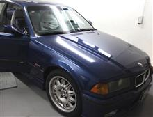 BMW E36へロックマン取付