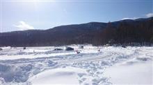 八千穂レイク氷上走行会の申し込み書をUPしました。