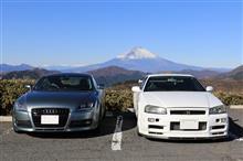 *Anne*さんと箱根・富士ドライブ!(*^_^*)