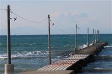 千葉Touring!海岸の桟橋と吊橋と(美景編)♪