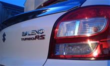 BALENO TURBO RS