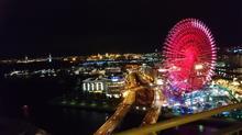 横浜に旅行