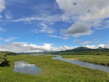岩手県雫石町西安庭(御所湖)
