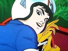 クルマのアニメ