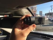 M・BENZ E350(W212)ドラレコ取付!